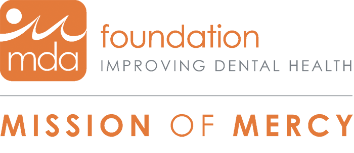 MDA Foundation and Mission of Mercy logo